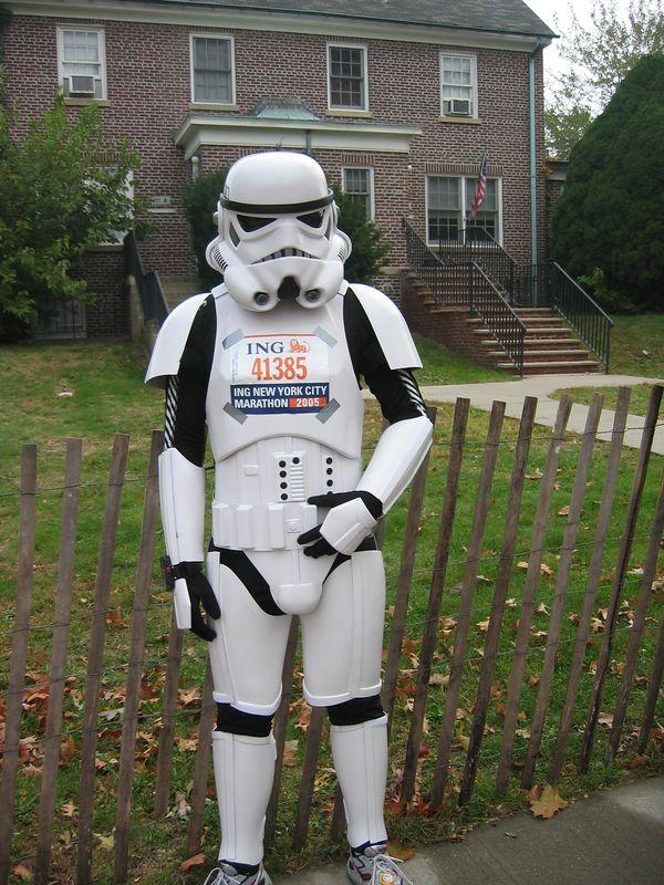 New York City - 2005 ING  Marathon