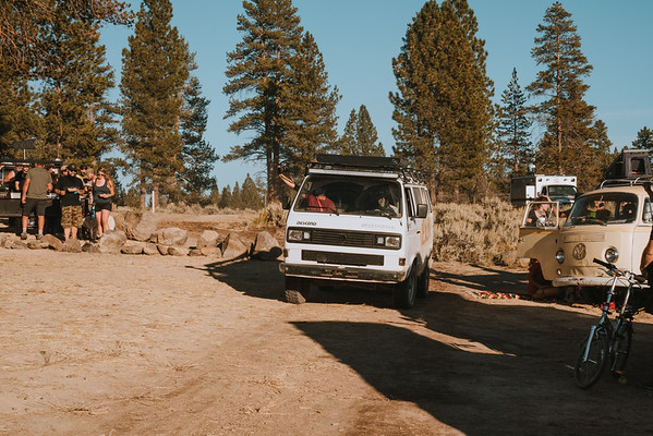 Amber + Cale - Descend On Bend - Oregon Outback