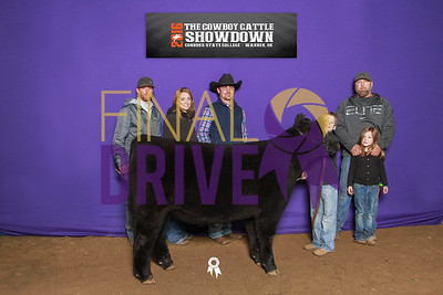 CSC Cowboy Cattle Showdown