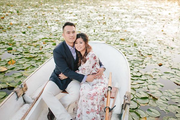 Karryn & Allan | Engagement