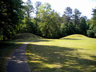 Mississippi: Bynum Mounds