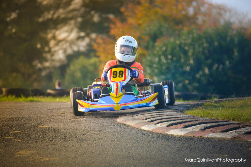 Leinster Karting Club - 2013 Winter Championship - Round 2 - Alyx Coby