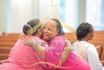 10/20/2019 -- Womens Day Services
