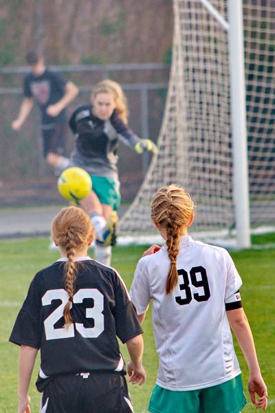 McIntosh 9G Girls Soccer 2014