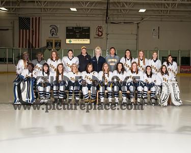 MHS Girls Hockey 2012-13