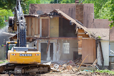 Houses - Fish Hatchery Rd - Houses Coming Down -  Pt 4 - Madison, WI [d] June 17, 2020