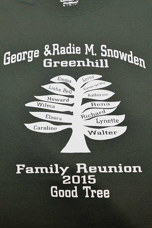 The Greenhill Family Reunion 2015