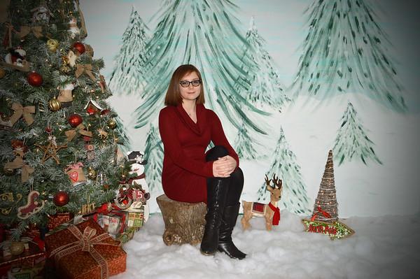 Woxen Family (Christmas 2016)