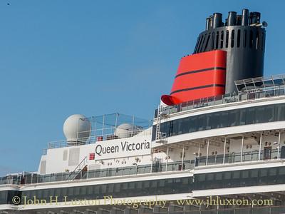Queen Victoria - Liverpool - August 19, 2019