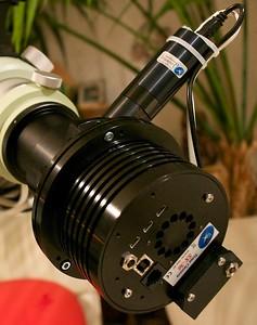 Starlight SX-36 on FSQ-85
