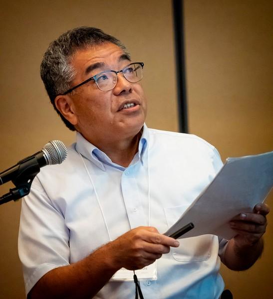 Makoto Nakanishi presents Haiku as a Tool for Community Building.
