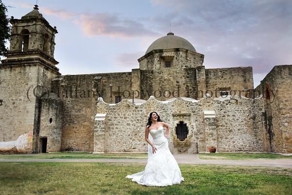 Bridal Session- Melissa