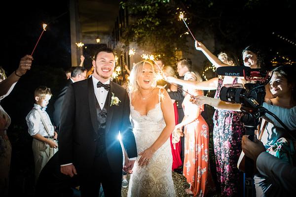 Meghan and Adam Wedding