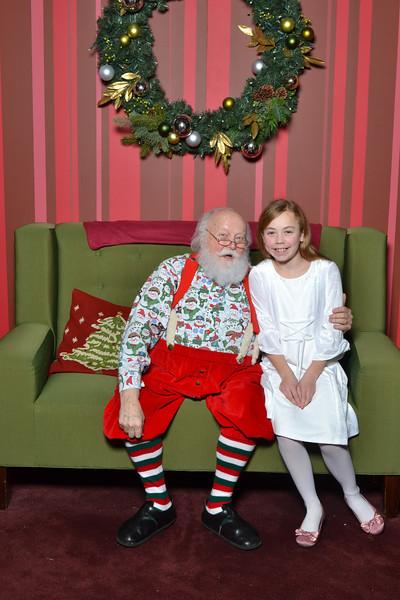 2014.12.08 - Kimber and Santa