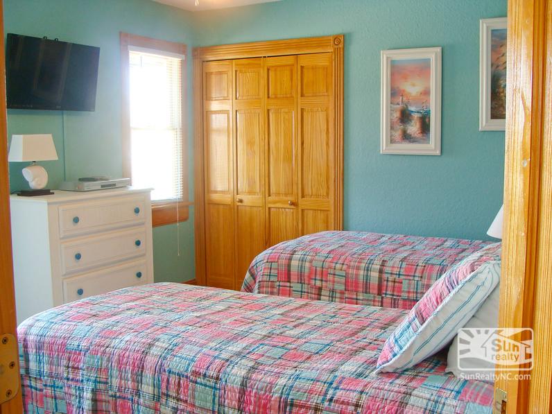 Double Twins Bedroom