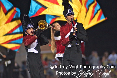 09-27-2013 Quince Orchard HS Marching Band, Photos by Jeffrey Vogt Photography with Lisa Levenbach