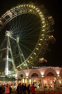 Prater Ferris Wheel - Vienna
