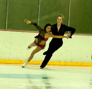 Ice Skating Exhibition