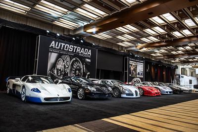 Autostrada Auto Show Load In