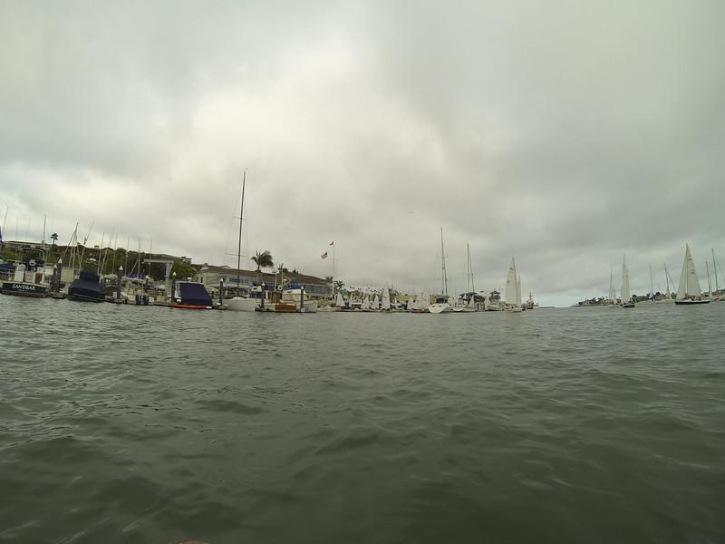 Photographs of the Balboa Yacht Club Twilight Regatta Series June 2013