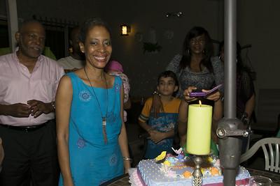 Yvonne's Birthday