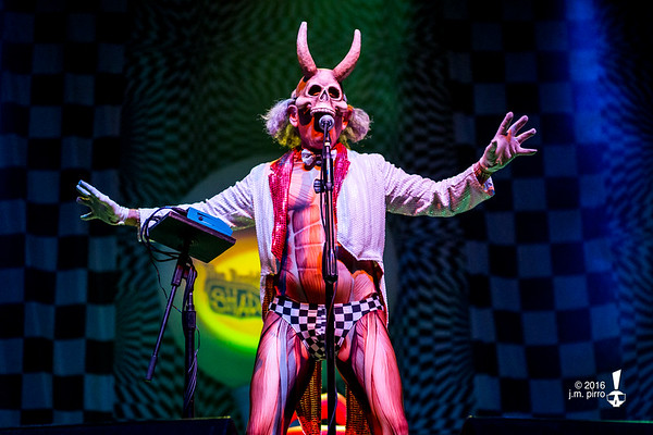 The Residents present Shadowland
