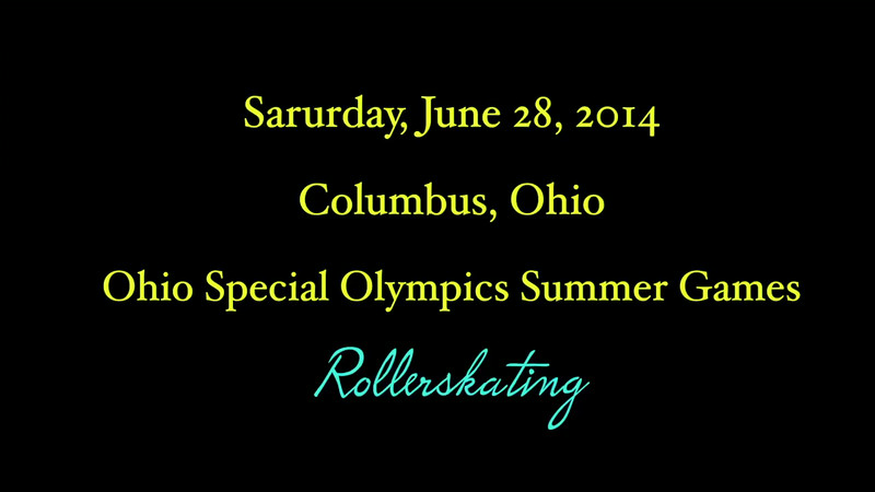 VIDEO:  June 28, 2014 - Rollerskating, Columbus, Ohio