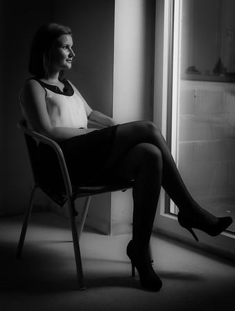 Birgit window light