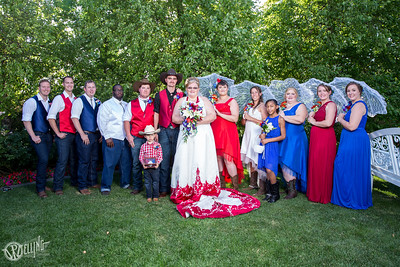 Moulton / Madsen Wedding