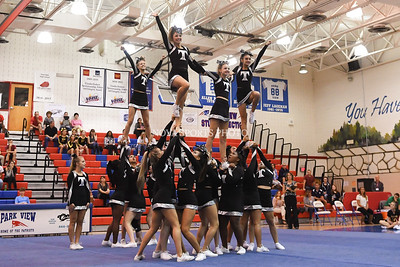 Cheer: Dominion - 2016 Loudoun County Championship 10.5.16
