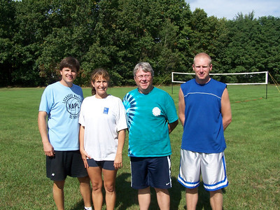 KOC volleyball tournament - 2008