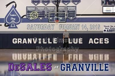 2015 Columbus DeSales at Granville (02-14-15)
