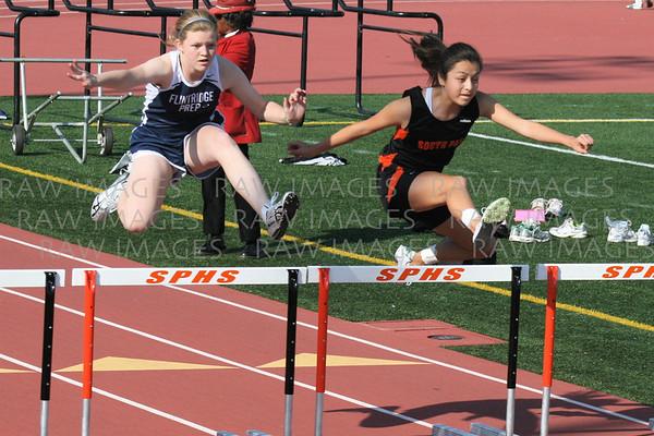 3/12/09 vs Flintridge Girls