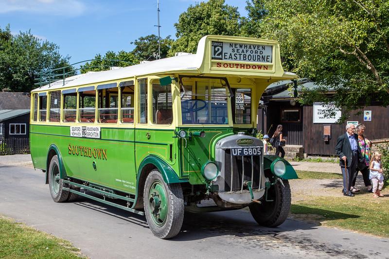1930 Tilling Stevens Express B10A2 with Short body