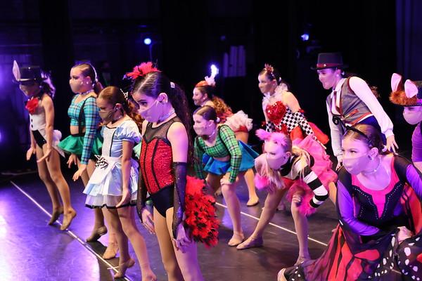 24/7 Dance Studio Recital Showcase E: Saturday 12pm 2021