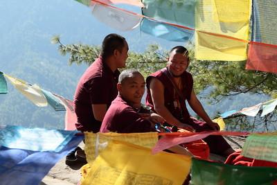 Семидневное путешествие в Бутан. Февраль-март 2016 год