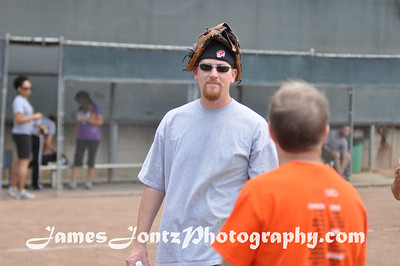 2013 Senior Staff Softball Game