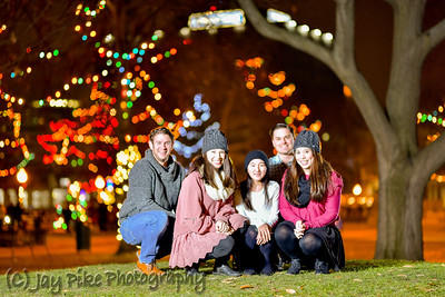 December 22, 2017 - Bronson Park Photo Session