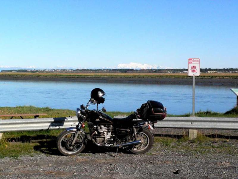 Kenai River, Alaska (CX 500)