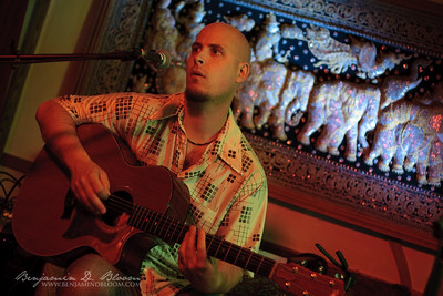 Parima Acoustic Lounge - May 30, 2009