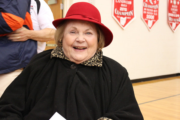 Pat Wampler Gymnasium - Feb 10- 2012