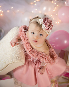 Ella's 1st birthday 2021