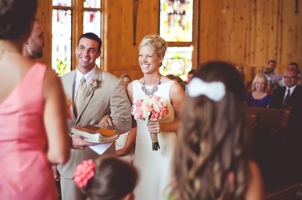 Ceremony / Courtney & Dustin's Wedding