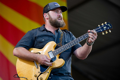 Zac Brown Band - New Orleans Jazz 2012