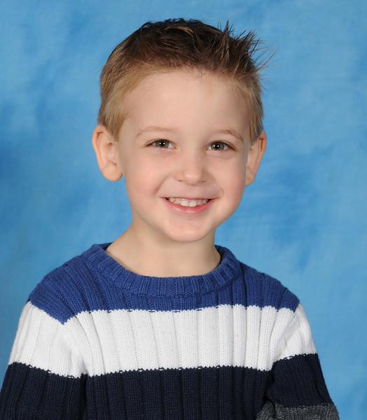 Zachary's 2009 School Pictures