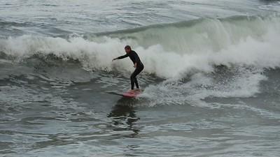 4/25/21 * DAILY SURFING VIDEOS * H.B. PIER