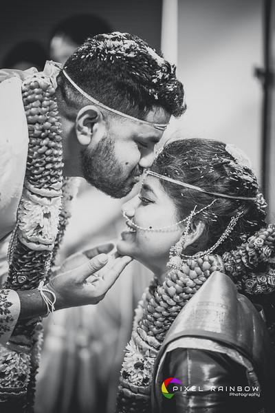 Sahithi+Raghu Wedding