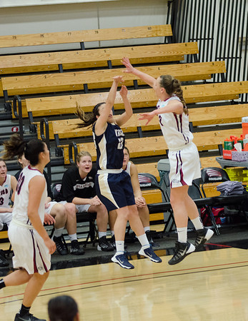 2014-01-06 Womens Basketball v Notre Dame