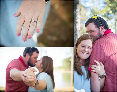 Hunter & Lena's proposal