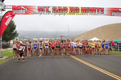 Mt Sac Invite Sat girls nat jv